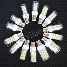 Bright E27 E14 B22 Bayonet Screw 5730/4014 SMD LED Corn Light Spot Bulb 220-240V