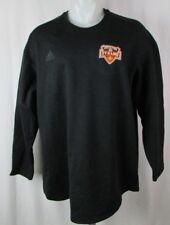 Houston Dynamo Long Sleeve Adidas Climawarm Men's Sweatshirt MLS S 2XL