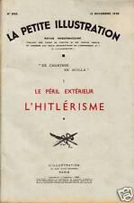 """La petite illustration """" L'Hitlérisme - Le Communiste """""""
