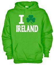 FELPA NAZIONI KN03 I LOVE IRELAND
