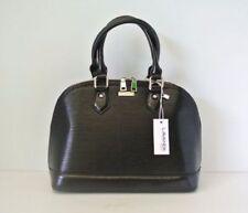 Fashion Women Handbag Satchel Shoulder Hobo Tote BLACK  Bag BIG Shell Shape