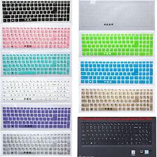US For Lenovo IdeaPad V310-15 IdeaPad 510 110-15 Keyboard Skin Protector Cover27