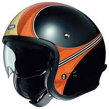 Shoei JO J-O Open Face Jet Retro Urban Motorcycle Helmet   All Sizes
