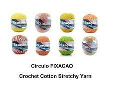 Circulo FIXACAO 100g 338m Crochet Cotton Stretchy Knitting Thread Yarn