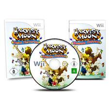 Nintendo Wii Spiel HARVEST MOON - DEINE TIERPARADE in OVP mit Anleitung