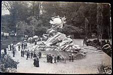 Switzerland~1909 BERN~ Weltpostverein Denkmal