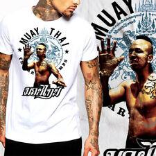 Kung Fu Bloodsport Muay Thai Kickboxer TONG PO Akira UFC MMA Jiu Jitsu T-Shirt