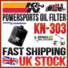 K&N KN-303 POWERSPORTS OIL FILTER B6Y1 14 3029 A, N231-23-802, B6Y1-14-302A NEW