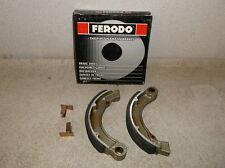 Ferodo Rear Brake Shoes for 1963-1972 Piaggio Vespa 125 & 150