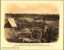 War of the Rebellion - Official Records Civil War Atlas - C705
