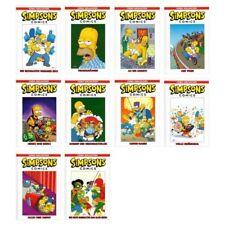 Simpsons Comic Collection Panini Bongo Comics Hardcover with Groening