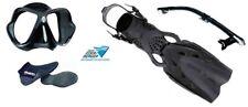 Mares Dive Set X-Stream Tek-Black Professional Black Abc-Set Size 36-47