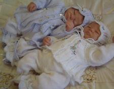 Knitting pattern ** lilla e LILY ** DIVINO abiti del bambino