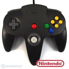 Original Nintendo N64 Controller / Gamepad #Schwarz - Zustand auswählbar