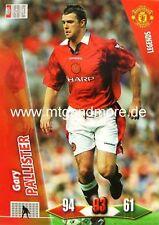 Adrenalyn XL Man. United - Gary Pallister - Legends