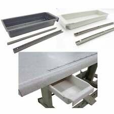 Machine à coudre industrielle tiroirs travail BANC TABLE Outil stockage commerce