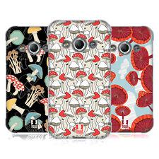 HEAD CASE DESIGNS MUSHROOM SPROUTS SOFT GEL CASE FOR SAMSUNG PHONES 4