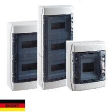 Aufputz Sicherungskasten-Feuchtraum-AP Kleinverteiler-Wandverteiler- IP65 EKONT