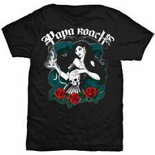 Oficial Papa Roach-Bruja-Para hombre Negro T-Shirt