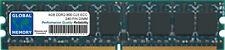 4GB (1x4GB) DDR2 800MHz PC2-6400 240-pin ECC UDIMM Server/workstation memoria