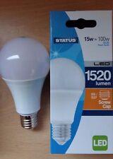 15w GLS LED Light Bulb Lamp 100w ES Screw In E27 1 2 4 10 Bulbs Cheap