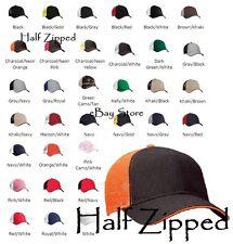 Valucap Trucker Baseball Hat S102 Mesh Sandwich Cap 33 COLORS NEW!!!