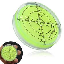 Mini Round Bullseye Spirit Level Bubble Degree 10*6mm/12*6mm/60*12mm/66*10mm