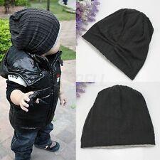 Cute Baby Girl Boy Infant Winter Warm Knit Crochet Cap Beanie Hat