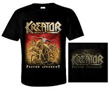 KREATOR official T-Shirt PHANTOM ANTICHRIST Teutonic Thrash Metal Mille Petrozza
