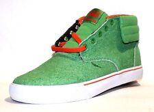 Supra Men's Passion Sneaker, Green/Orange-White, Sizes 9 to 13 M US