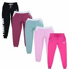 Victoria's Secret Pink Sweatpants Joggers Lounge Pant Drawstring Pockets Vs New