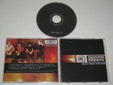 3 DOORS DOWN/AWAY FROM THE SUN (REPUBLIC/UNIVERSAL 064 396-2) CD ALBUM