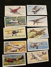 Aircraft of the Royal Air Force (1938) John Player & Sons - Buy 2 & Save