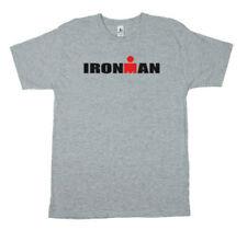 Ironman triathlon athlete training t-shirt
