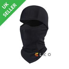 ELKO® Black Balaclava Mask Warm Under Helmet Winter Warm Army Style Neck Warmer