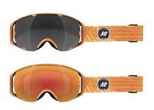 Maschera occhiali goggle snowboard K2 Source Semi-Frameless with an EZ Swap Lens