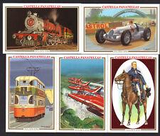 CIGARETTE CARDS. Castella Cigars. GOLDEN ERA. (Complete Set of 10). (1999).