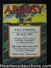 Argosy Oct 19,  1940 Walt Coburn