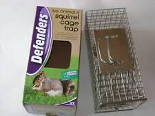 Nouveau Stv défenseurs écureuil animal cage piège Live Catch METAL STV076
