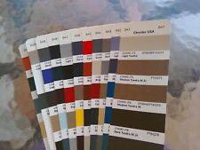 Chrysler Usa (2) coche colores disolvente uñas Aerosol & Estaño seleccionar color