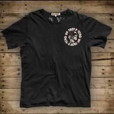 """DYSTROY """"Skull & Bones"""" PREMIUM Herren T-Shirt """"BERLIN"""" / Regular Fit - Rundhals"""