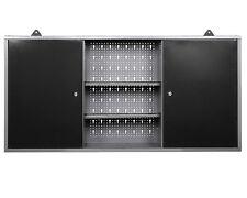 Ondis24 Hängeschrank abschließbar Werkzeugschrank Werkstatteinrichtung Lochwand