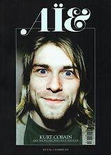 AIE Magazine #1 S/2010 KURT COBAIN Philippe Levy SLATER BRADLEY JOSE PARLA @New@