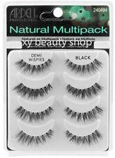 Ardell Natural Multipack False Eyelashes Black 4 pairs