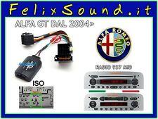 Interfaccia  Comandi  Volante  ALFA ROMEO  ALFA GT  DAL 2004 >