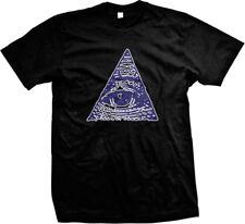 SUPER SALE Eye Of Providence Iluminati Men's T-shirt