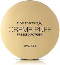 2 x Max Factor Creme Puff Face Powder 21g New & Sealed - Various Shades