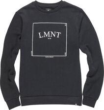 Element Herren Pullover LMNT CR (Flint Black)