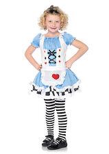 Child Alice In Wonderland Costume