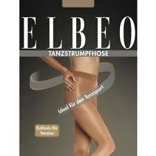 Elbeo Tanzstrumpfhose Strumpfhose Ideal für den Tanzsport Farbe: Skin  901111